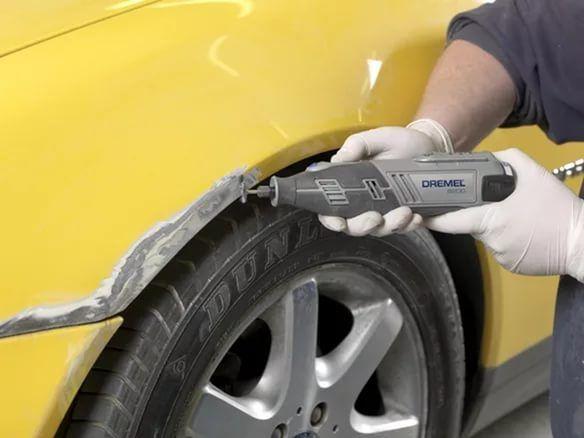 Удаление коррозии на автомобиле своими руками