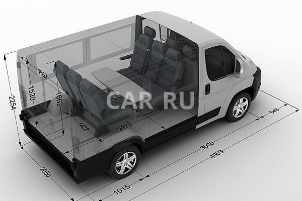 Fiat ducato blueprint