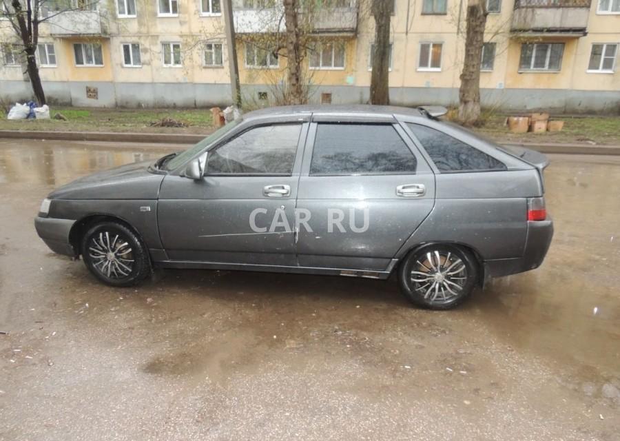 Продажа Lada 2112 2002 цвет серый механика в Тольятти - купить автомобиль 2112
