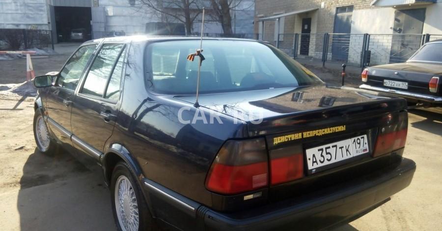 Смотрите, какой автомобиль: saab 9000 1996 года за 180 000 рублей на автору!