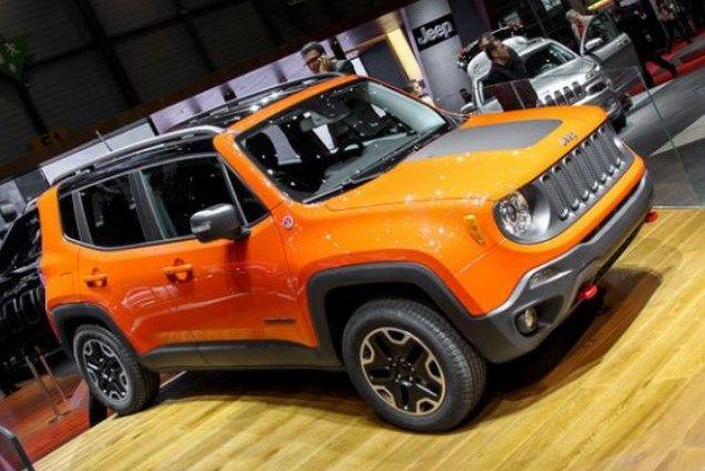 Jeep Renegad: краткий обзор
