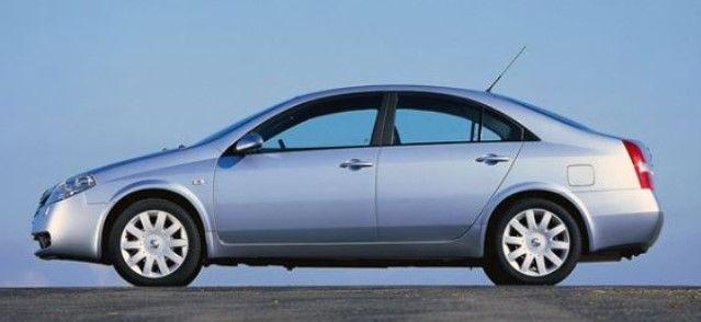 Nissan Primera: обзор модели