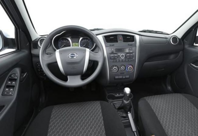 Datsun on-Do: что нового в популярном авто 2