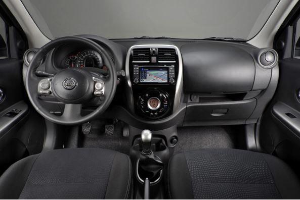Nissan March: краткий обзор 2