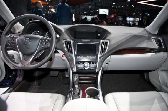Acura TLX: краткий обзор 2