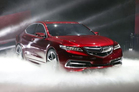 Acura TLX: краткий обзор