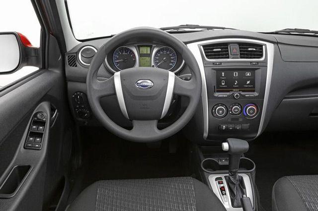 Обзор нового Datsun Mi-Do 5