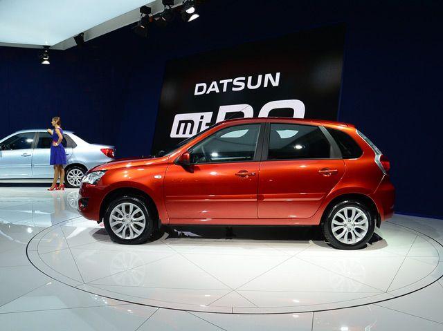Обзор нового Datsun Mi-Do 2
