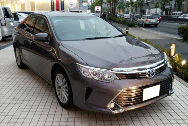 Toyota Camry: взлеты и падения 5