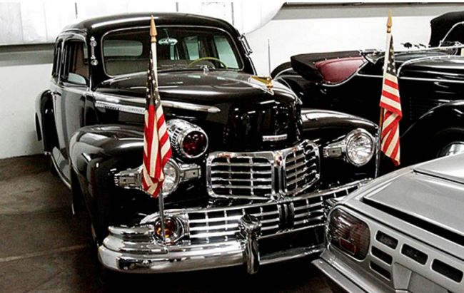 ТОП-6 автомобильных музеев мира 2