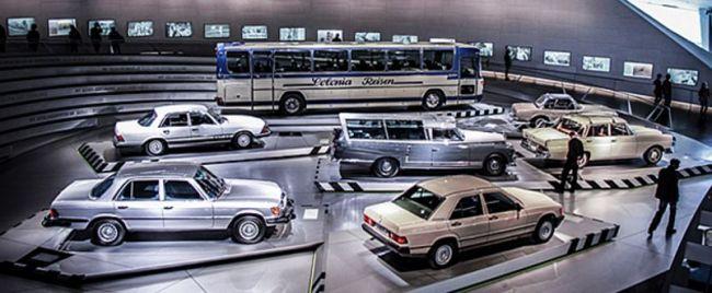 ТОП-6 автомобильных музеев мира 6