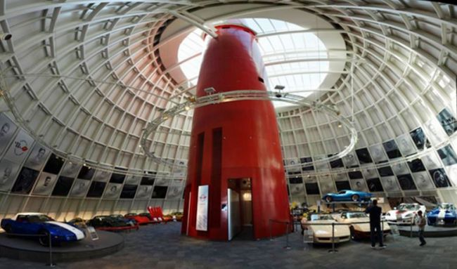 ТОП-6 автомобильных музеев мира 3
