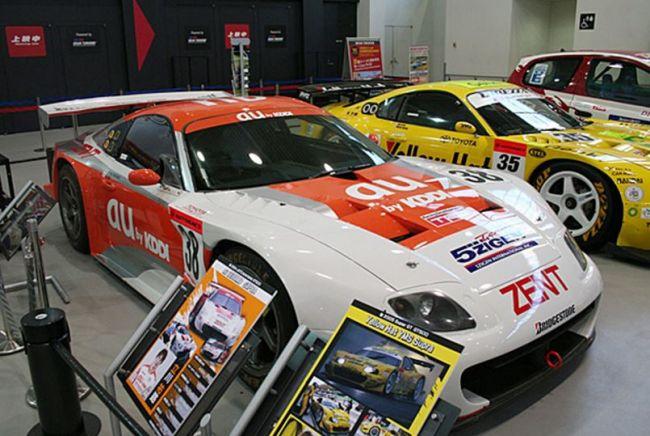 ТОП-6 автомобильных музеев мира 5