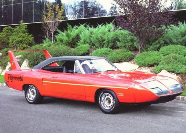Muscle Car — легендарный автомобиль американских автострад 4