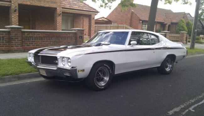 Muscle Car — легендарный автомобиль американских автострад 8