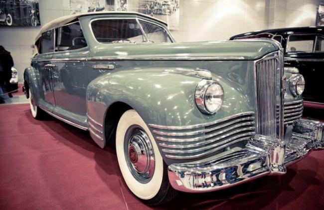 Московский музей ретро-автомобилей: экскурсия по минувшей эпохе 8