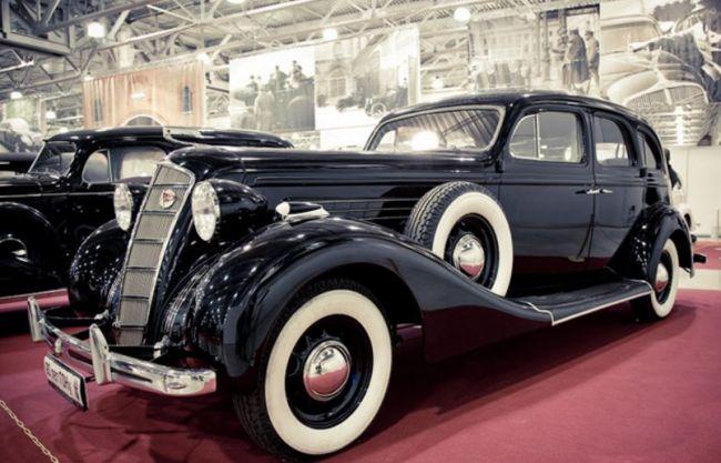 Московский музей ретро-автомобилей: экскурсия по минувшей эпохе 5