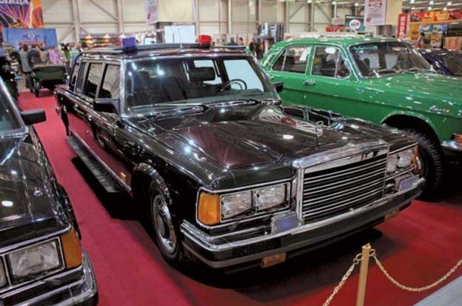 Московский музей ретро-автомобилей: экскурсия по минувшей эпохе 7