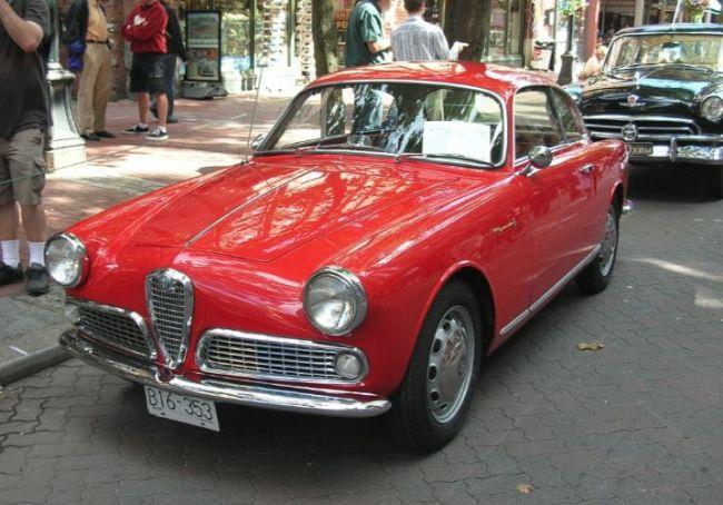 Alfa Romeo — итальянская легенда 3