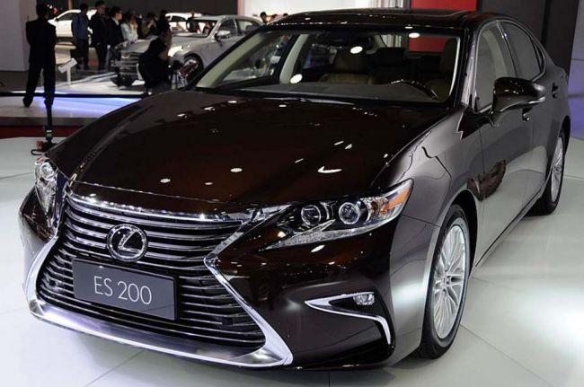 Двигатели для Lexus ES