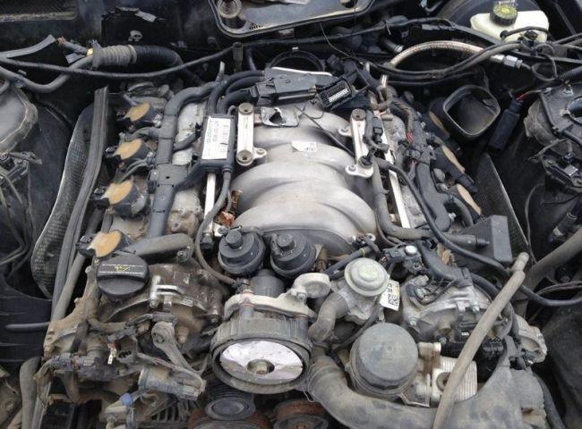 О двигателях для Mercedes-Benz GL-Class 2