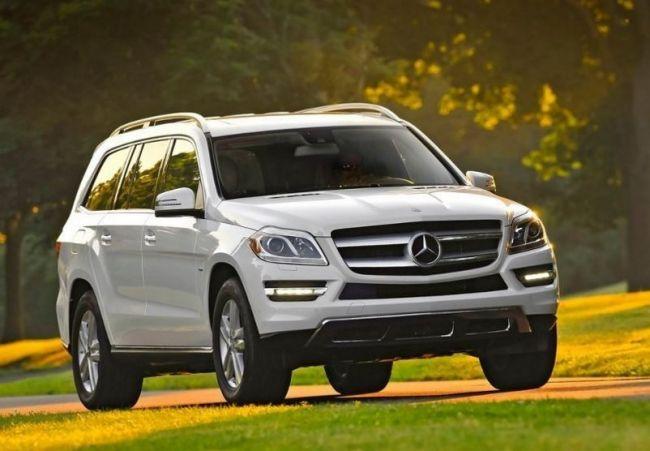 О двигателях для Mercedes-Benz GL-Class