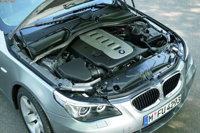О двигателях BMW 5-Series 5 поколение E60/Е61 (2003 — 2010). Часть II 2