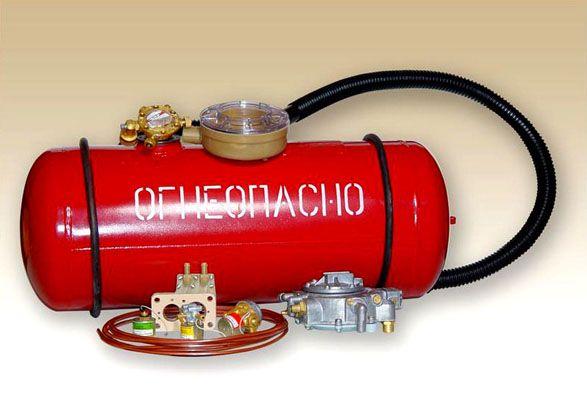 Как подобрать газовое оборудование для автомобиля?