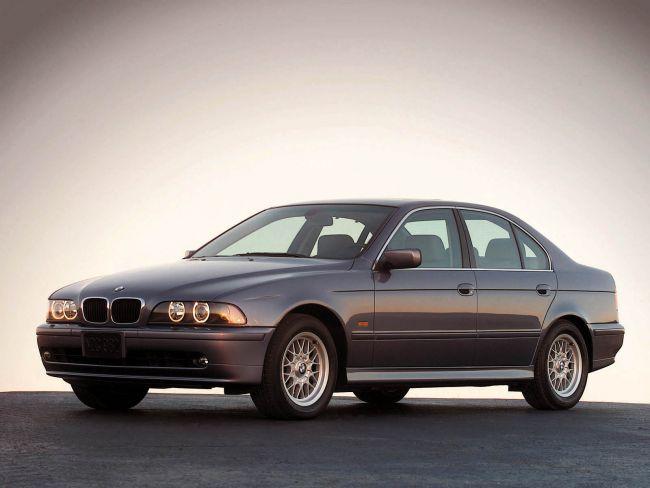 О двигателях BMW 5-Series 4 поколение E39 (1995 — 2004). Часть I