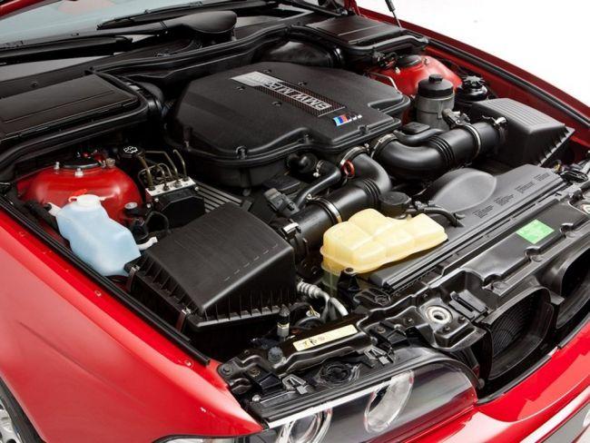 О двигателях BMW 5-Series 4 поколение E39 (1995 — 2004). Часть I 2