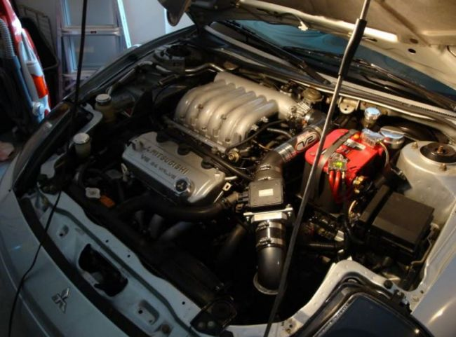 О двигателях для Mitsubishi Pajero Sport / Challenger 2