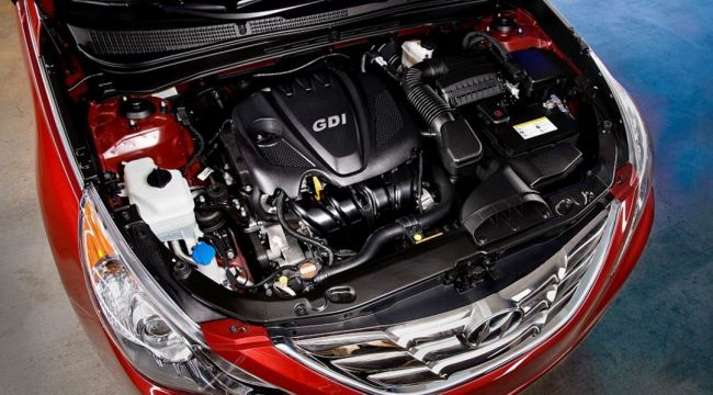 О двигателях для KIA Optima 2