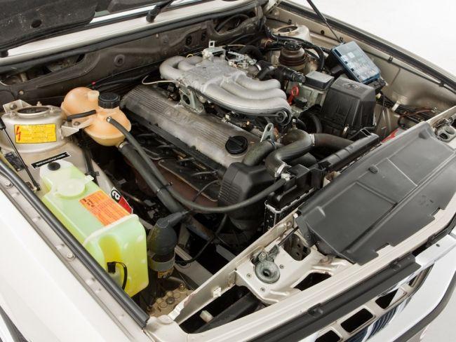 О двигателях BMW 5-Series 2 поколение E28 (1981 — 1988) 2