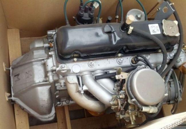 О двигателях для ГАЗ-33023 Газель-Фермер 2