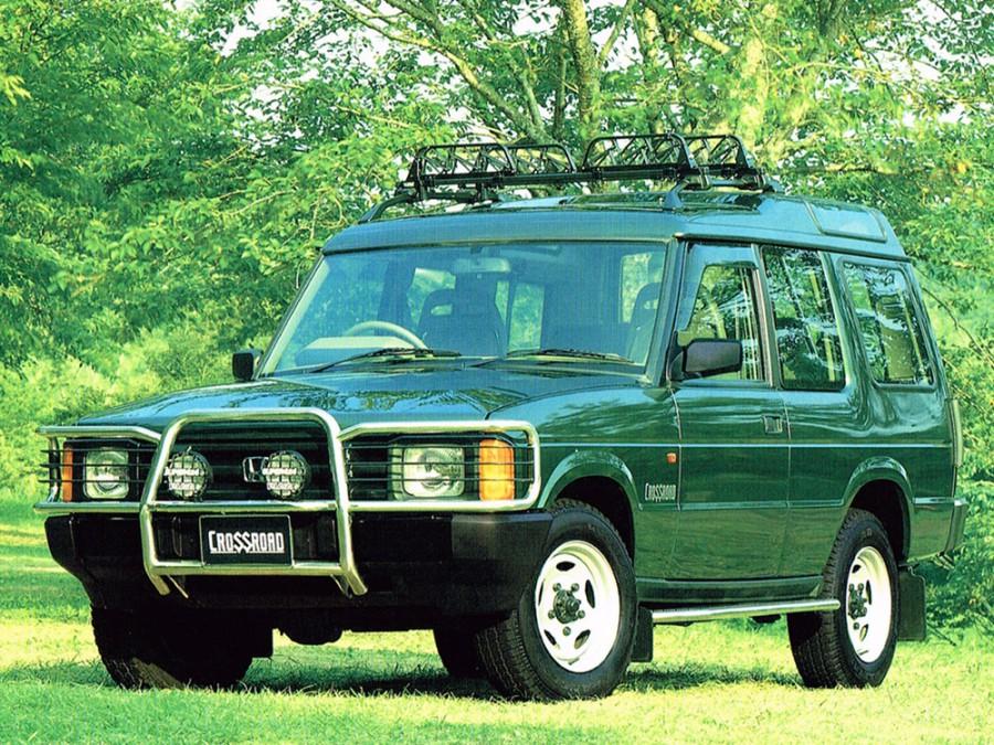 Honda Crossroad внедорожник 3-дв., 1993–1998, 1 поколение - отзывы, фото и характеристики на Car.ru