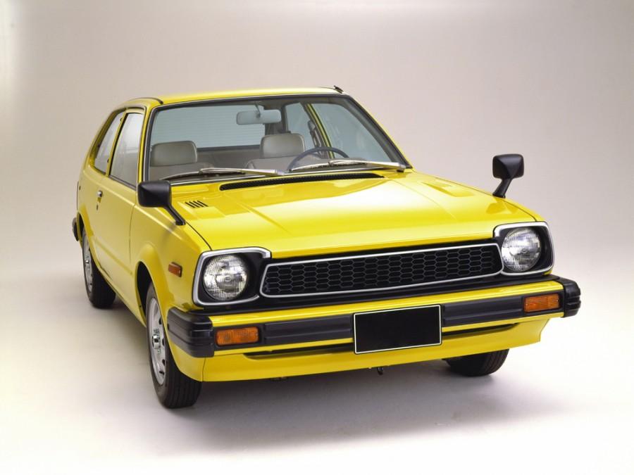 Honda Civic хетчбэк 3-дв., 2 поколение - отзывы, фото и характеристики на Car.ru