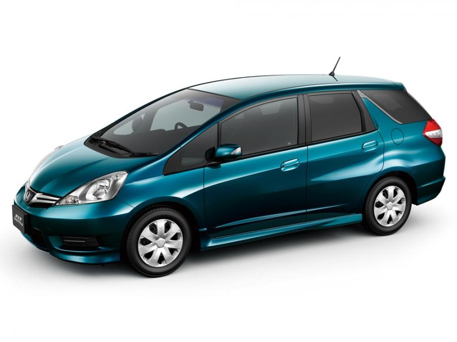 Honda Fit Shuttle универсал, 2011–2013, 1 поколение - отзывы, фото и характеристики на Car.ru