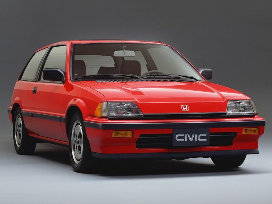 Honda Civic Si хетчбэк 3-дв., 3 поколение - отзывы, фото и характеристики на Car.ru