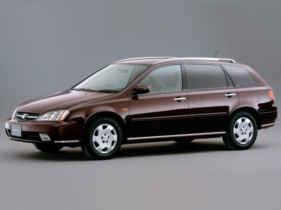 Honda Avancier универсал 5-дв., 1999–2003, 1 поколение - отзывы, фото и характеристики на Car.ru