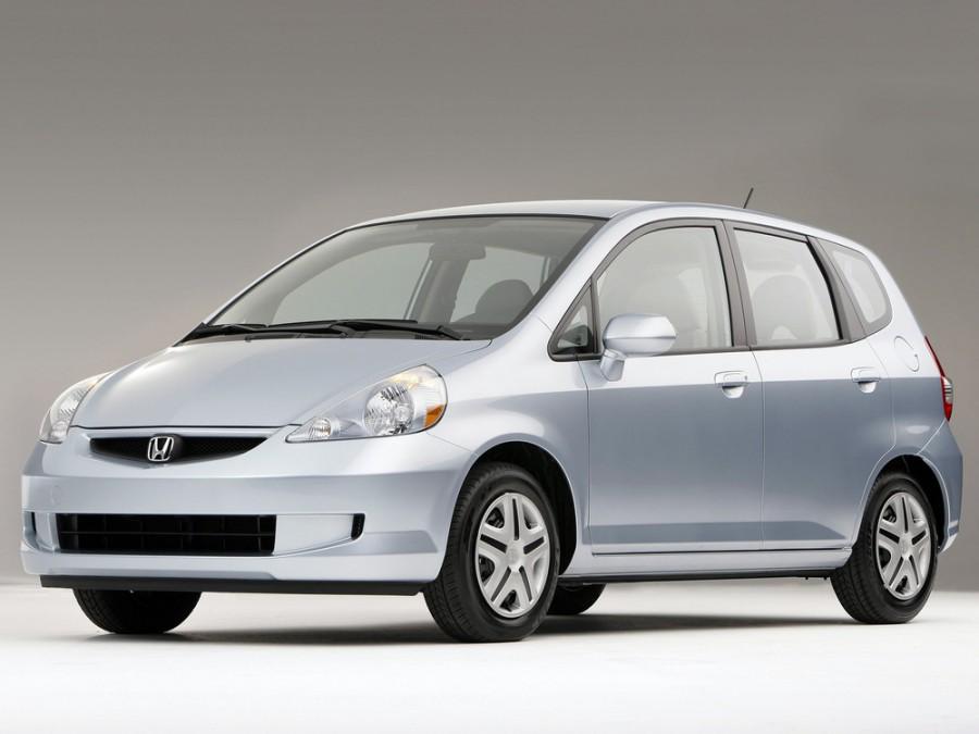 Honda Fit, Белово