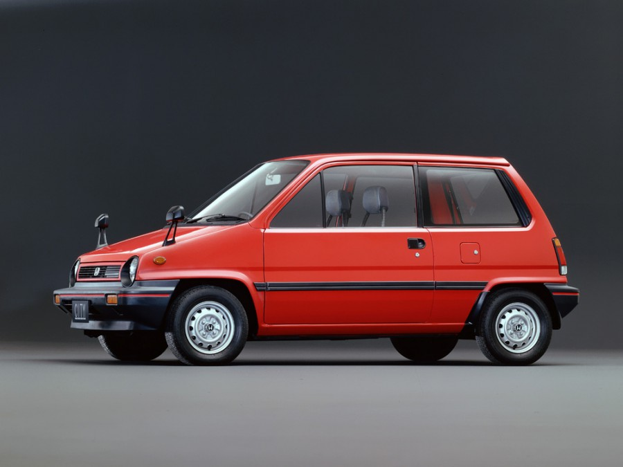 Honda City хетчбэк, 1 поколение - отзывы, фото и характеристики на Car.ru