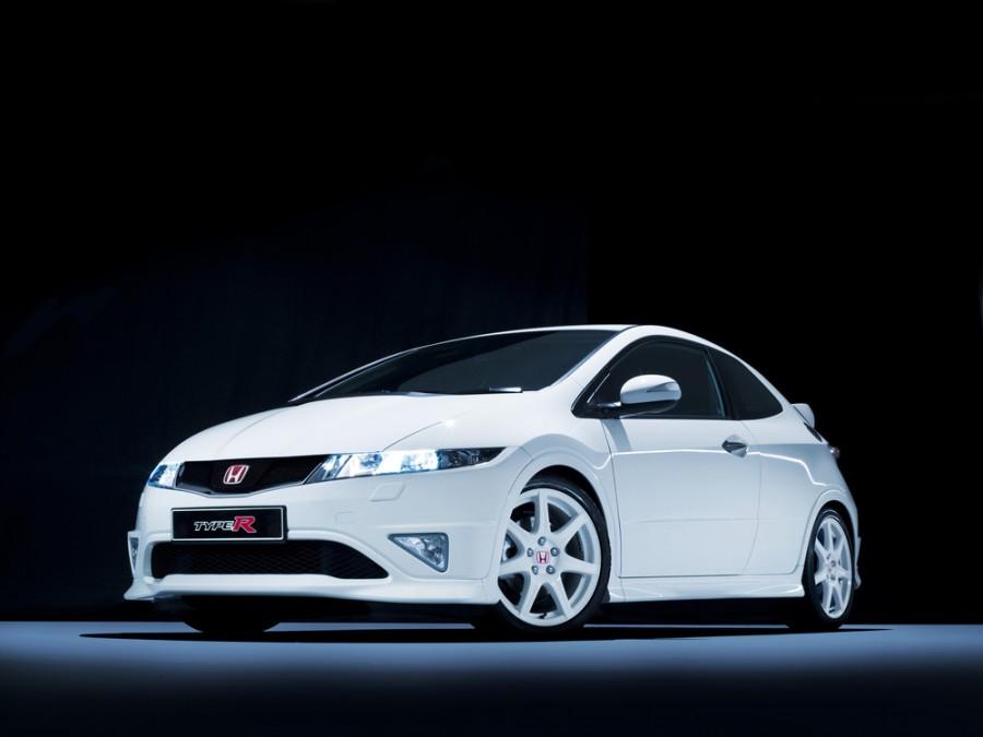 Honda Civic Type-R хетчбэк 3-дв., 2007–2011, 8 поколение [рестайлинг] - отзывы, фото и характеристики на Car.ru