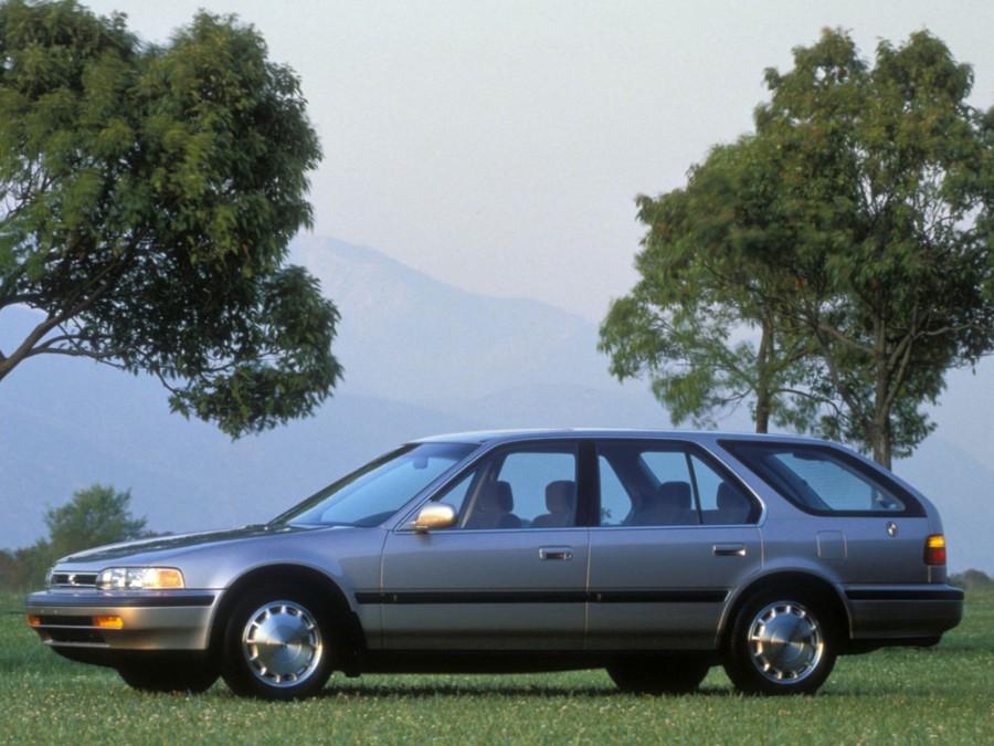 Honda Accord универсал, 1990–1993, 4 поколение - отзывы, фото и характеристики на Car.ru