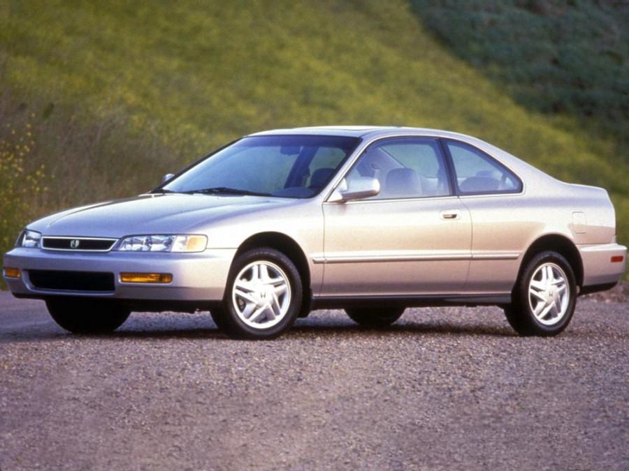 Honda Accord US-spec купе 2-дв., 1993–1998, 5 поколение - отзывы, фото и характеристики на Car.ru