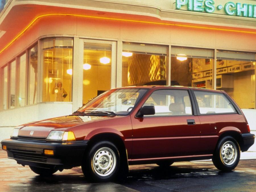 Honda Civic хетчбэк, 3 поколение - отзывы, фото и характеристики на Car.ru