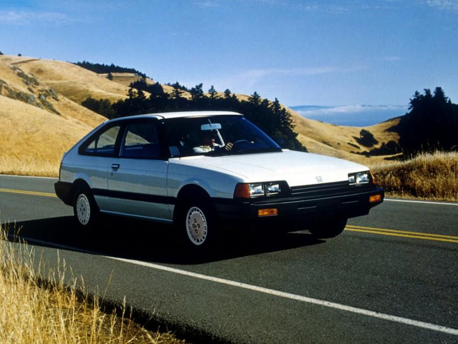 Honda Accord US-spec хетчбэк 3-дв., 2 поколение - отзывы, фото и характеристики на Car.ru