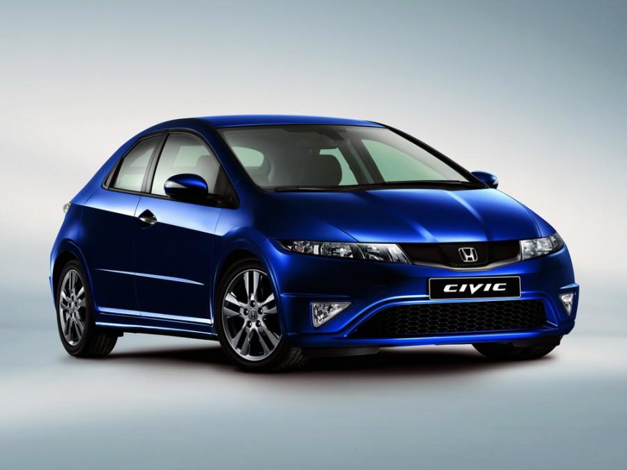 Honda Civic Si хетчбэк 5-дв., 2007–2011, 8 поколение [рестайлинг] - отзывы, фото и характеристики на Car.ru