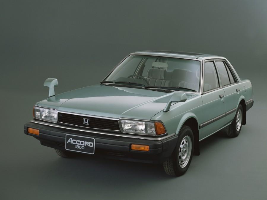 Honda Accord седан, 2 поколение - отзывы, фото и характеристики на Car.ru