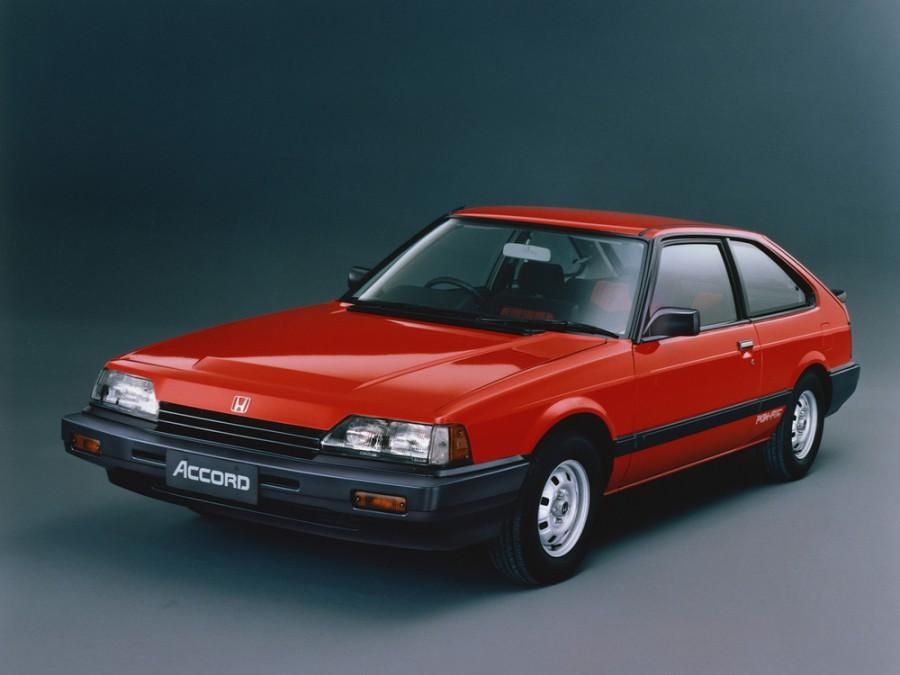Honda Accord RXT хетчбэк 3-дв., 2 поколение - отзывы, фото и характеристики на Car.ru