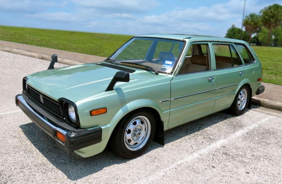 Honda Civic универсал, 2 поколение - отзывы, фото и характеристики на Car.ru